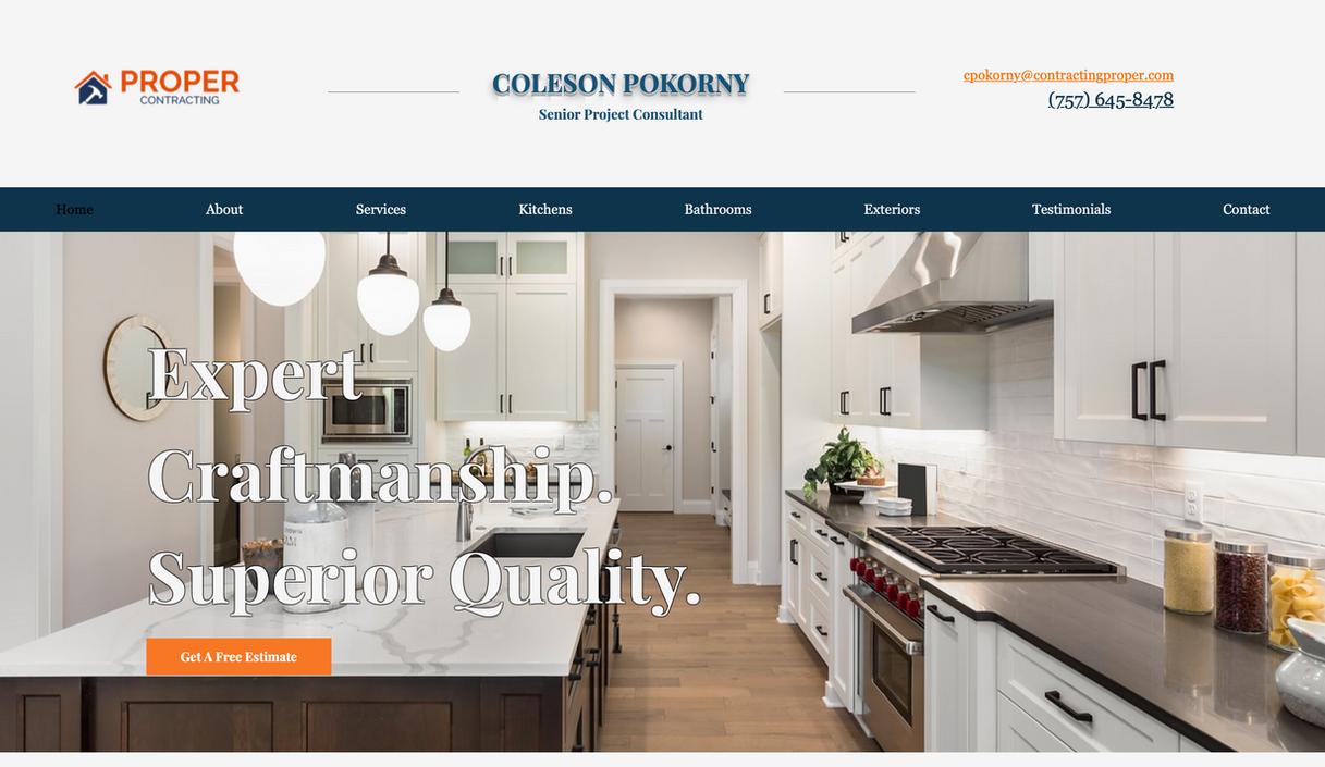 Coleson Pokorny