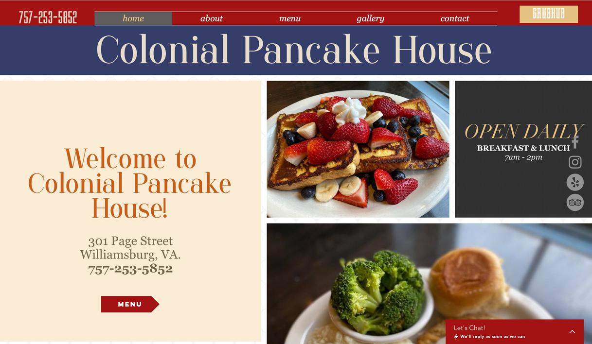 Colonial Pancake House