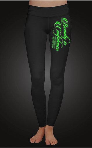 Glow In The Dark Leggings