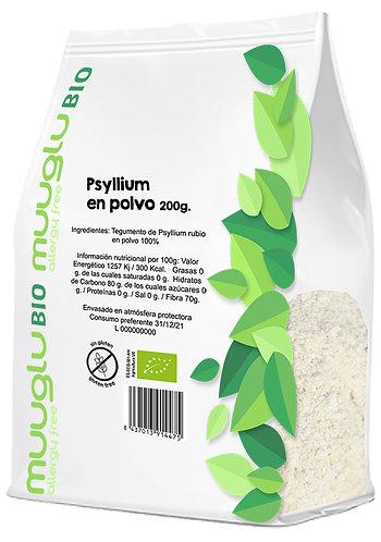 Psyllium en polvo BIO 200 g.