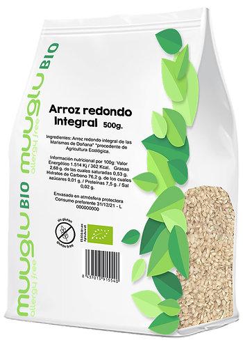 Arroz Integral Marisma Doñana BIO 500 g.
