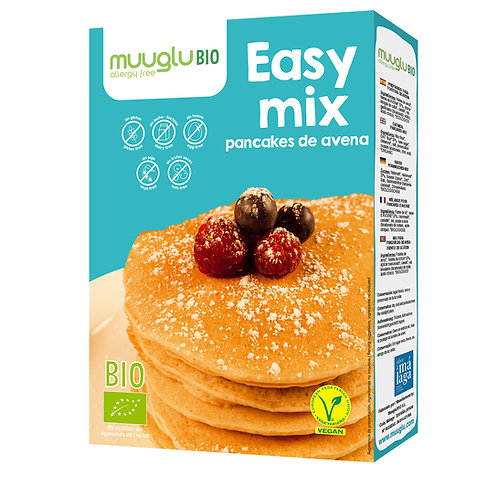 Easy Mix Pancake de Avena BIO
