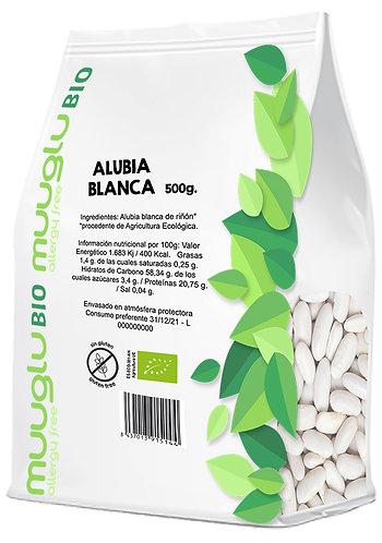 Alubia blanca de riñón BIO 500 g.
