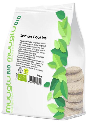 Lemon cookies BIO