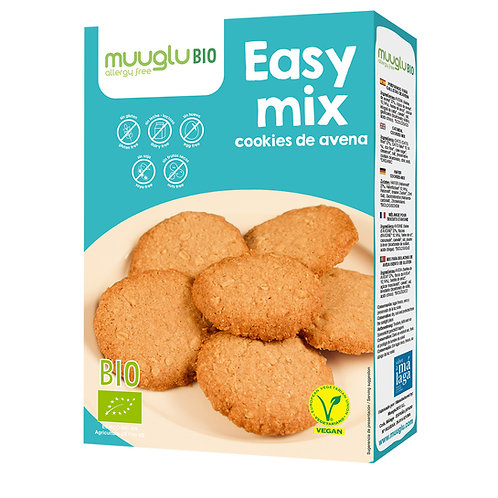 Easy Mix Cookies de Avena BIO