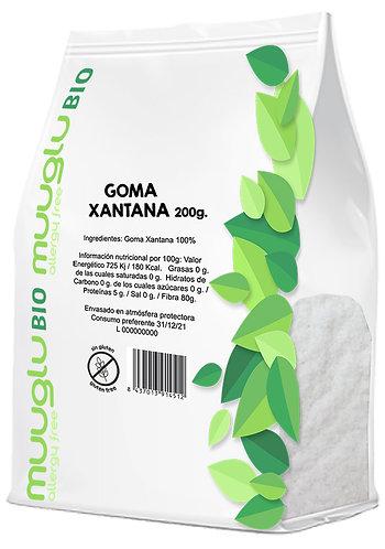 Goma Xantana 200 g.