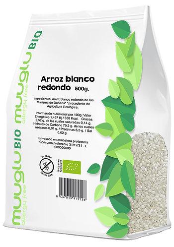 Arroz Blanco Marisma Doñana BIO 500 g.
