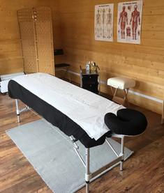 Home treatment room