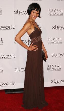 Amanda Garrigus - Sue Wong