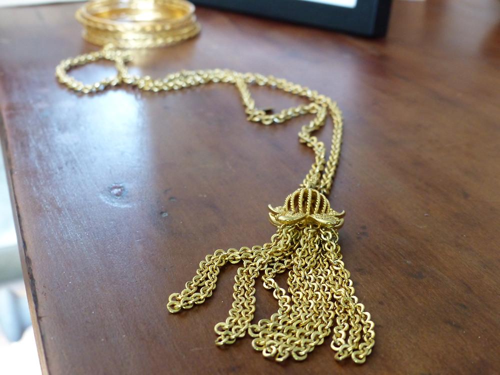 Pineapple Necklace Amanda Luttrell Garrigus.JPG