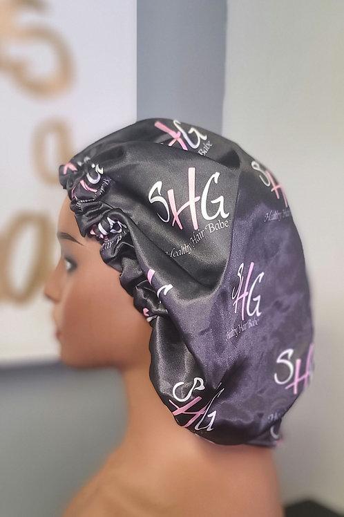 SHG Silk Logo Bonnet