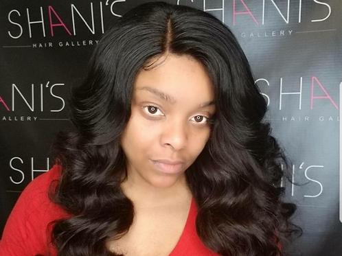 SHG  LACE CLOSURES 100% Virgin Hair (4x4)