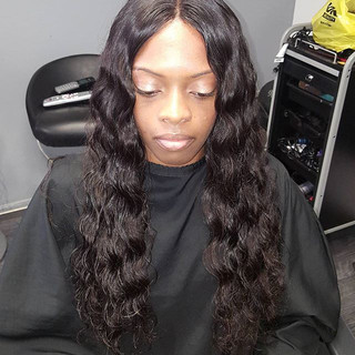 Lace Closure  Sewn In...Client is Vacation  Ready...jpg