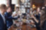Ресторан «Британия», EVENT агентство «Британия»