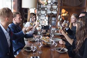 Fancy Dinner Party