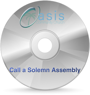 Call a Solemn Assembly