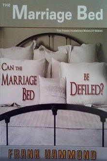 Can the Marriage Bed be Defiled