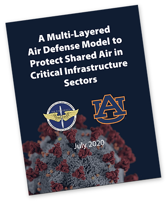 A Multi-Layered Air Defense Model to Protect Shared Air In Critical Infrastructure Sectors Report by Auburn University and Air University, July 2020