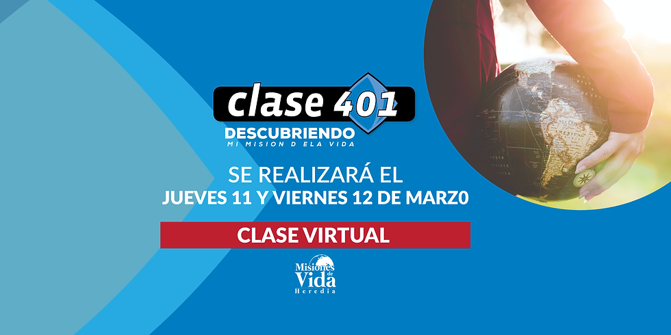 CLASE 401