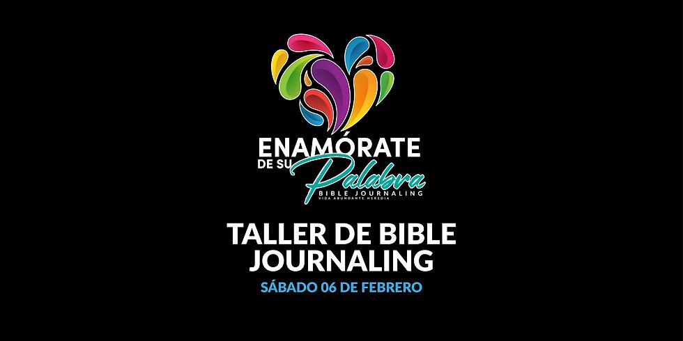 Taller Bible Jounaling VAH - Presencial