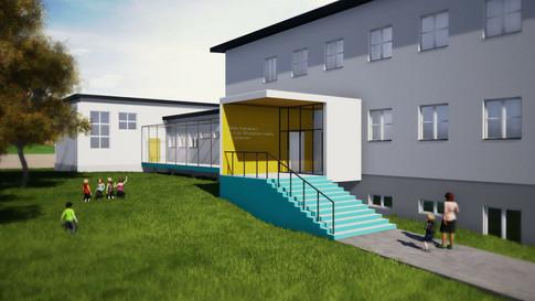 Szkoła Podstawowa w Luszowicach