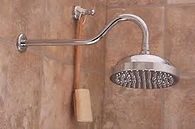 stainless showerhead