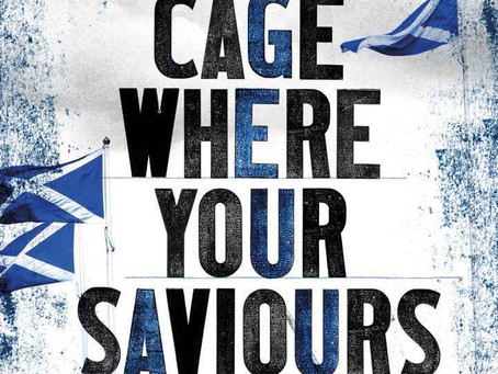 Reviews: In The Cage Where Your Saviours Hide, by Malcolm Mackay
