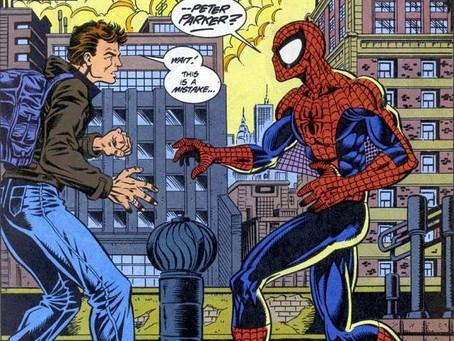 Comics of Infinite Earths: The Spiderman Clone Saga