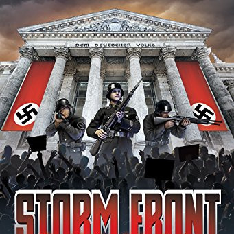 Review: Storm Front, by Chris Nuttall