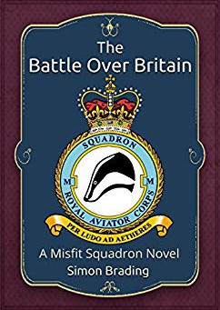 Review: The Battle Over Britain by Simon Brading