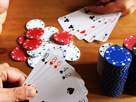 The Write Stuff:  Playing Poker with Your Readers