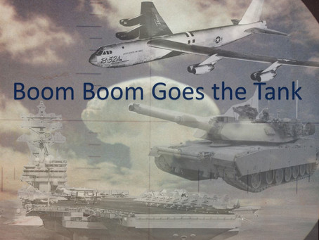 Boom Boom Goes The Tank: The Time Periods of World War III