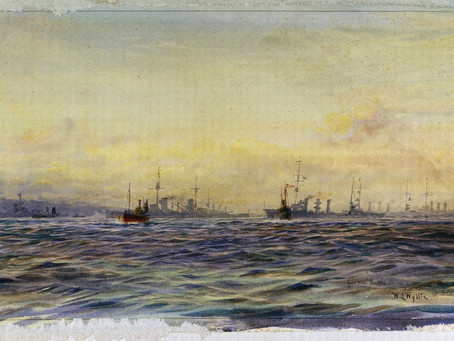 Naval Gazing, Part 9: Interwar Intrigues