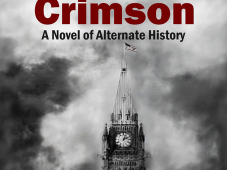 Review - War Plan Crimson, by Michael Cnudde