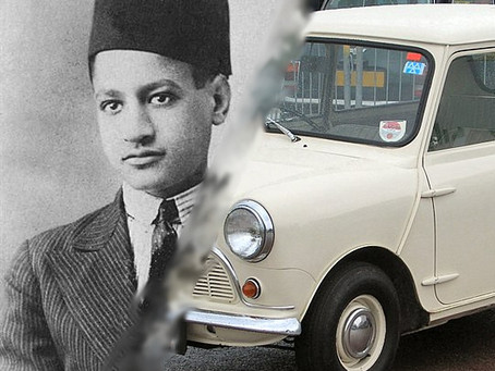 Consequences in Alternate History: How an Egyptian Policeman's Bullet Created a British Icon