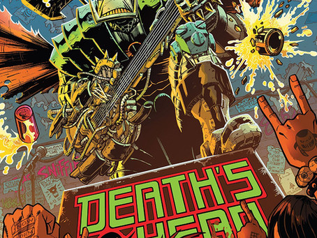 Comics of Infinite Earths: The Deaths Heads that were and were not (Part 1)