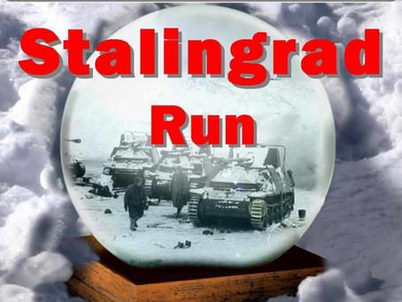 Review - Stalingrad Run: A Snapshot Universe Novel, by Dale Cozort