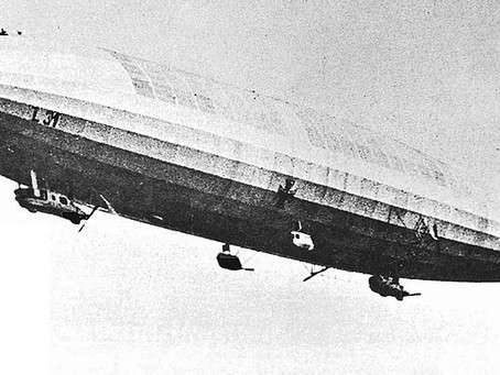 Airships: Potential PoDs - No World War 1