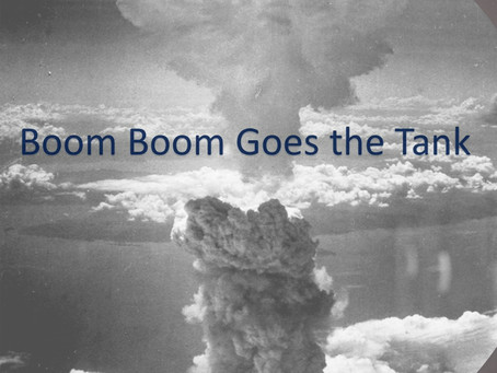 Boom Boom Goes The Tank: Plotnukes And Plotting