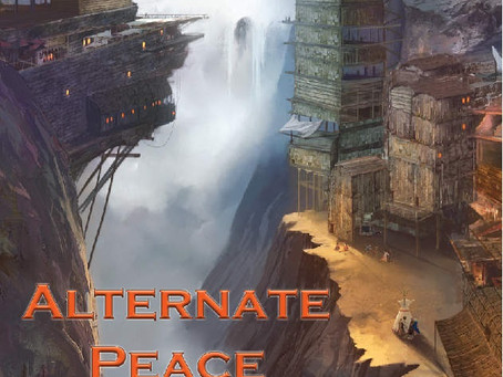 Review - Alternate Peace; Steven H Silver & Joshua Palmatier (eds.), Zombies Need Brains
