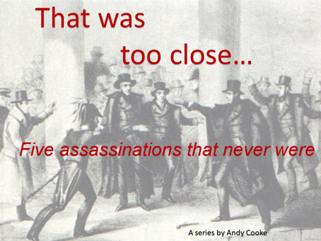 That was too close... Five assassinations that never were