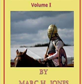 Review - Cato's Cavalry Volume I, by Marc Jones