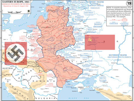 "When The World Held Its Breath : The ""What Ifs"" of Operation Barbarossa"