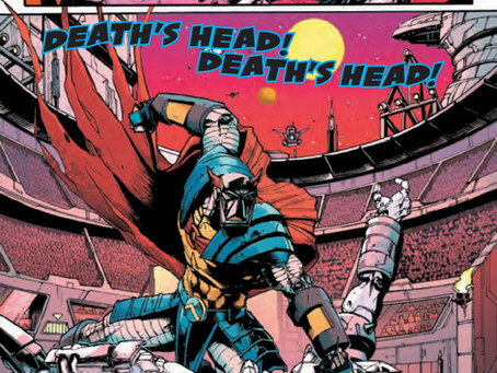 Comics of Infinite Earths: The Deaths Heads that were and were not (Part 2)