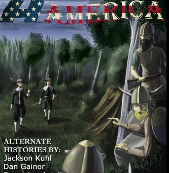 Review - Altered America (anthology; edited by Martin T. Ingham)