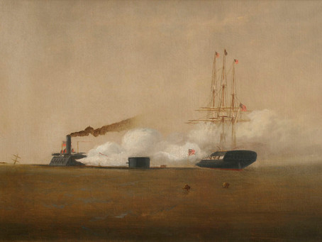 Alternate Terminology – Naval Gazing Part 5: Steam and Steel