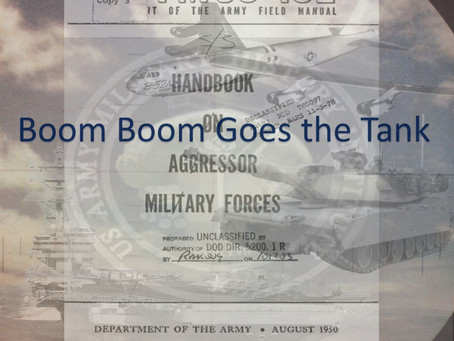 Boom Boom Goes the Tank: The Circle Trigons