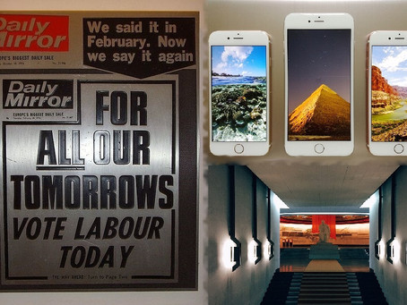 Chains of Consequences: How the Daily Mirror Created the iPhone (and Saved the Lenin Museum)