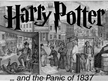 Harry Potter and the Panic of 1837