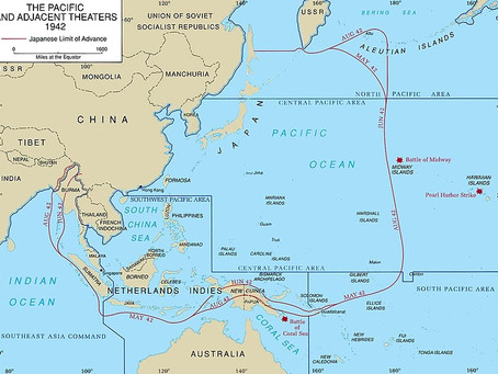 Naval Gazing 11: The Ill-Named Pacific War